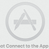 cannot connect to the app store