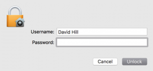 Disable Promiscous Mode Authentication VMware Fusion
