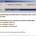 Running nested ESXi on HP ML115 G5 - EVC Mode Gotcha