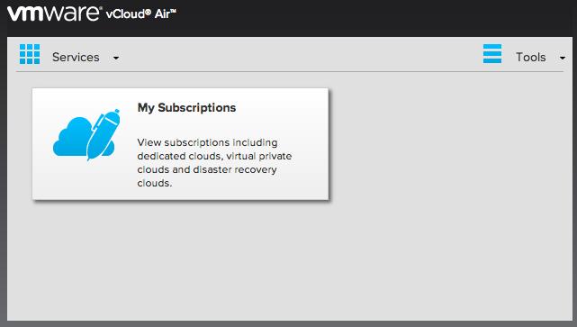 Subscription Cloud